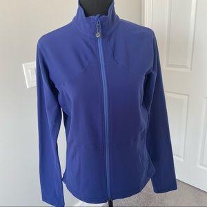 Lululemon Hero Blue Lightly Jacket Size 14